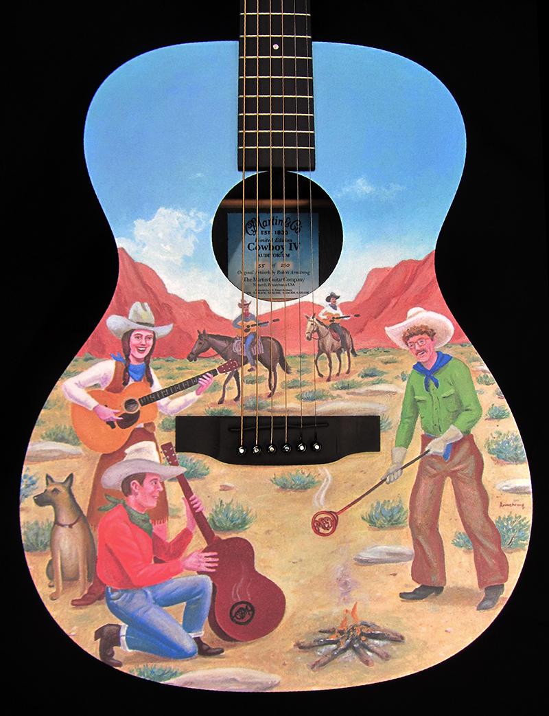 Martin: Cowboy IV